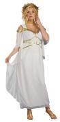 Rubies Fancy Dress - Roman Goddess - ADULT PLUS SIZE - 16-22