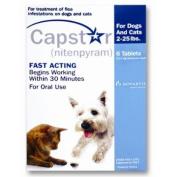 Durvet-Pet 698819 Capstar Dog Or Cat 2-25 Pounds
