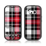 DecalGirl LGNN-PLAID-RED LG Neon Skin - Red Plaid
