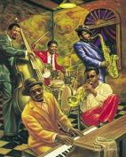 Hot Stuff 2097-22x28-MU Cool Jazz Poster
