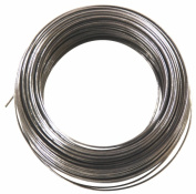 Impex Systems Group Inc - Ook 30m 22 Gauge Galvanised Steel Hobby Wire 50135 - Pack of 8