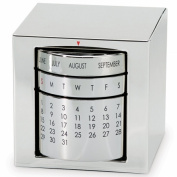 Natico Originals 60-70077 Perpetual Calendar Cube
