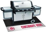 Fanmats 12150 MLB - Cincinnati Reds Grill Mat