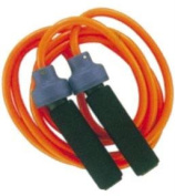 Olympia Sports JR059P Weighted Jump Rope - 0.9kg. Orange