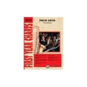 Alfred 00-JEM02034 Poco Loco - Music Book