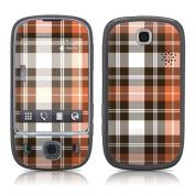 DecalGirl HU75-PLAID-CPR Huawei U7519 Skin - Copper Plaid