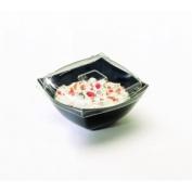EMI Yoshi EMI-SB8LP 240ml Clear Serving Bowl Pet Lid For Square - Pack of - 100