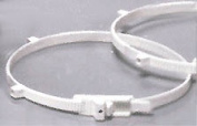 Dundas Jafine Inc. Adjustable Plastic Clamps 2C234Z
