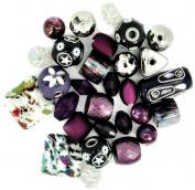 Jesse James 489457 Inspirations Beads-Midnight Mambo