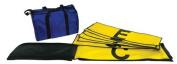 Olympia Sports FB193M Adjustable Line Split Strip - Yellow-Black