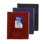 Bazic 3145-100 Assorted Colour 2-Pockets Portfolios with 3-Prong Fastener- Pack of 100