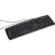 Targus AKB14USZ Desktop PS/2 Keyboard