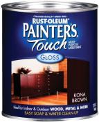 Rustoleum 0.9l Kona Brown Painters Touch Multi-Purpose Paint 1977-502