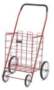 Narita Trading 777RD Shopping Cart Mitey - Red