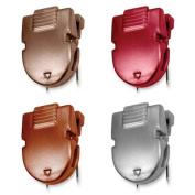Advantus Corp. AVT75347 Panel Wall Clips- 40Sheets- .130cm .x2.5cm .x1-.100cm .- Diesel Colours