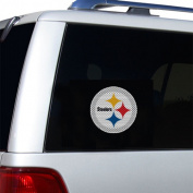 Fremont Die 023245964135 NFL Steelers Logo Window Film- NFL