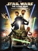 Alfred 00-32429 Ahsoka s Triumphant Theme- from Star Wars- The Clone Wars - Music Book