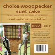Birds Choice CWS12 Case of 12-Choice Woodpecker Suet Cake