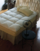 Pacific Coast Luxury Baffle Box Feather Bed - Full