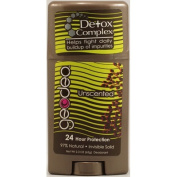 Geo-Deo 1142298 Natural Deodorant Stick with Detox Complex Unscented - 2.3 oz