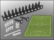 Olympia Sports SR064P Soccer Field Lining Package