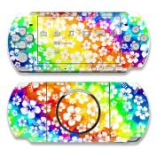 DecalGirl PSP3-ALOHA-SWL PSP 3000 Skin - Aloha Swirl