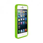 Iluv Iphone5 Case Gelato I Soft Flexible - Green - ICA7T306GRN