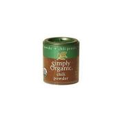 Simply Organic 25474 Mini Organic Chilli Powder Blend
