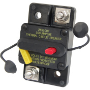 Blue Sea Systems 7181 Blue Sea 7181 30 Amp Circuit Breaker Surface Mount 285 Series