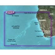 Garmin BlueChart® g2 - HXAF451S - Namibia to Knysna, SA - microSD/SD