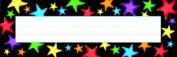 Trend Enterprises T-69040 Gel Stars Desk Topper Name Plates