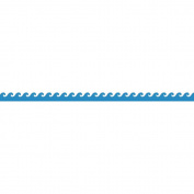 Hygloss Paper Classroom Die-Cut Borders 7.6cm x 90cm - Blue Waves