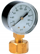 Rainbird P2A Water Pressure Gauge