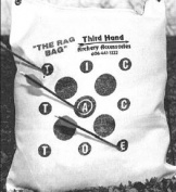 Third Hand 5138 32X34 Poly Target Bag Cover