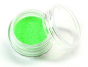 UV Neon Green Body Glitter Party Accessory