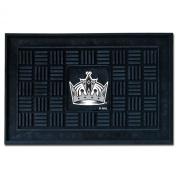 Fanmats 11492 NHL - 48cm . x80cm . - Los Angeles Kings Medallion Door Mat