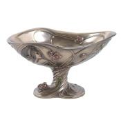 Unicorn Studios AN10493A4 Rose Coupe Bowl