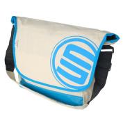Blancho Bedding MB-JX003-WHITE Stage - White Multi-Purposes Messenger Bag / Shoulder Bag