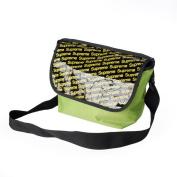 Blancho Bedding MB-S874-GREEN Glitter Fashion - Green Multi-Purposes Messenger Bag / Shoulder Bag