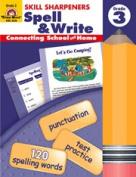EVAN-MOOR EMC4539 SPELL & WRITE GRADE 3