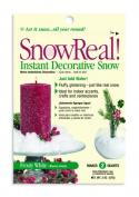 JRM Chemical SR-24 Snow Real 1 oz bag Instant Decorative Snow