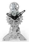 Maples TCL06-833 Moving-Gear Desktop Clock