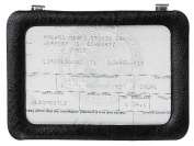 Custom Accessories Deluxe Registration Holder 43331