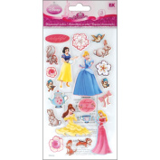 Sticko 448798 Disney Puffy Stickers-Princess Sweet As Sugar