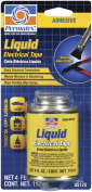 Permatex 85120 120ml Brush Top Can Liquid Electrical Tape