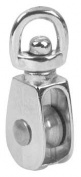 Apex Tool Group - Chain .190.5cm . Nickel Swivel Eye Single Sheave Pulley T7655002
