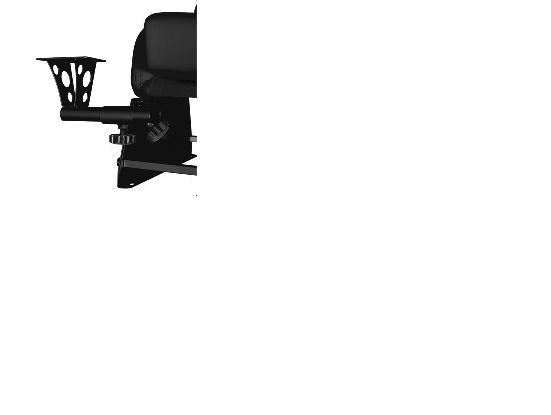 Playseats USA 80008 Playseats Evolution Gearshift Holder