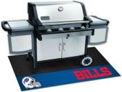 Fanmats 12177 NFL - Buffalo Bills Grill Mat 70cm . x 110cm .