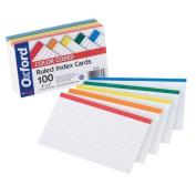 Esselte Pendaflex 40159-SP 100 Count 10cm . x 15cm . White Ruled Index Cards