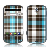 DecalGirl SEPC-PLAID-TUR for Samsung Epic 4G Skin - Turquoise Plaid